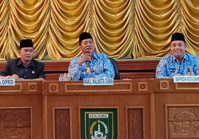 Kinerja SKPD Lamban Jalankan Program, Ini Kata Wakil Walikota