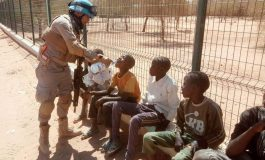 Ikut Misi Perdamaian di Sudan Brigadir Rhonal Bangga Menjadi Indonesia