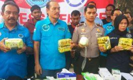 Inilah Total Barang Bukti Sabu Disita BNN dari Penangkapan di Medan
