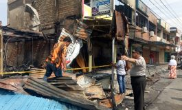 Selidiki Penyebab Kebakaran di Dumai, Puslabfor Medan Diturunkan