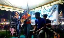Pentas Seni KNPI & PMII Aksi Solidaritas Untuk Negeri