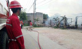 Laporan Kebakaran Sempat Ditolak Petugas Damkar BPBD Kota Dumai Ini Alasannya