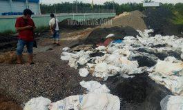 Diduga Limbah Berbahaya Milik PT Sumber Mutiara Indah Perdana Akan Cemari Kota Dumai