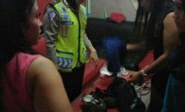"""Waduh...!! """"Aix"""" Sebut Data Polisi Salah, Kasat Reskrim Panggil Management KTV Comforta Hotel"""
