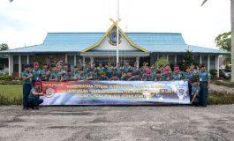 Lanal Dumai Terima Kunjungan Forum Strategi II & KKDN Pasis Dikreg Sekolah AL Angkatan Ke 56 Tahun 2018