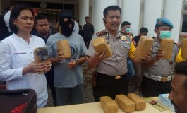 Remaja 16 Tahun Asal Aceh, Kurir 9 Kg Ganja Kering di Sikat Petugas