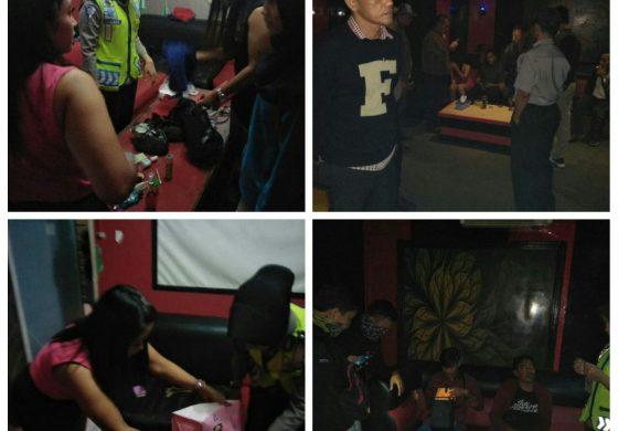 """Alamak!!, Polisi Temukan """"UNDERAGE GIRL"""" di Duga Sebagai Pelayanan Room KTV Comforta Hotel"""