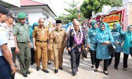 Walikota Dumai Sangat Bangga Penilaian Posyandu Tingkat Nasional, Posyandu Kenanga Wakili Riau