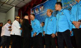 Pengurus PWI Dumai Periode Tahun 2017-2020 Resmi Dilantik