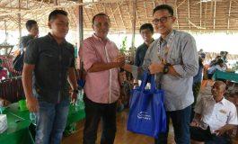 Jelang Ramadhan Pertamina RU II Dumai Silaturahmi Bersama PWI