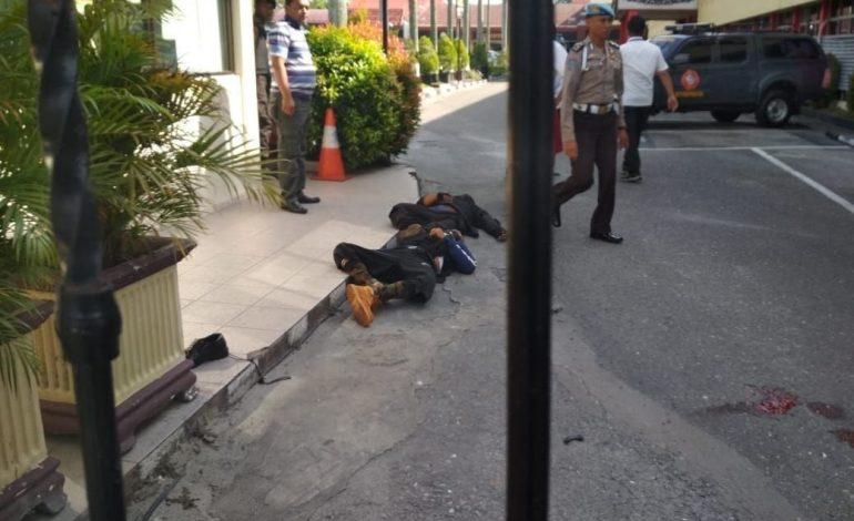 Satu Polisi Tewas, Tiga Pelaku Penyerangan Polda Riau Mati Ditembak