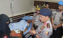 Lumpuhkan Teroris, Kapolri Berikan Reward kepada Personil Polda Riau