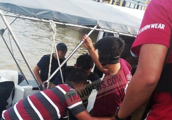 Tim Anti Teror Densus 88 Mabes Polri Amankan 1 Terduga Teroris Di Rupat