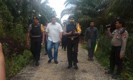 Polisi Sita Barang Bukti Dari Rumah Ical Als Pak Ngah Diduga Teroris