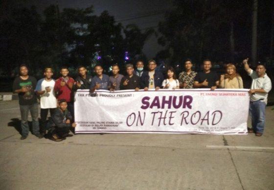 PT Energi Sejahtera Mas Taja Sahur On The Road