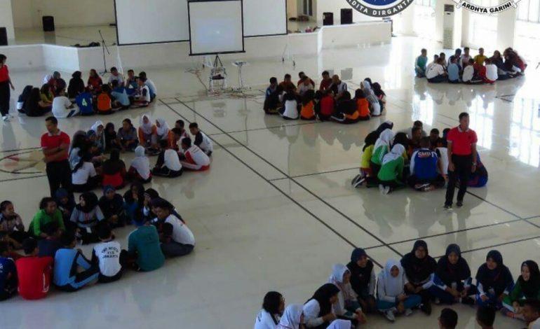 SMA Pradita Dirgantara Menyelenggarakan Outbound