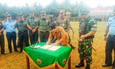 TNI Berbakti Pada Negeri