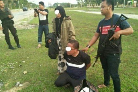 10 Kilogram Sabu Dari Dumai Ditangkap Petugas Polres Siak & BNN Provinsi Riau