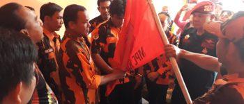 David Silaban Terpilih Unggul Pimpin Ranting Teluk Binjai