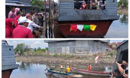 Zulkifli As Sebut Lomba Pacu Sampan Kampung Wisata Pesisir Bakal Disempurnakan