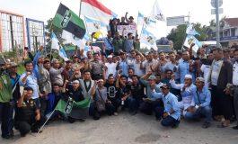 Setelah 30 Jam Aksi Blokade Mobil, Akhirnya 26 September 2018 Jalan Purnama-Sungai Sembilan Diperbaiki