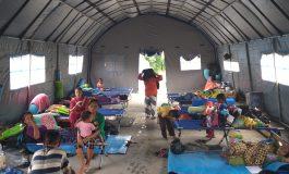 Penyakit Diare & Gatal-Gatal Mulai Serang Korban Banjir di Dumai