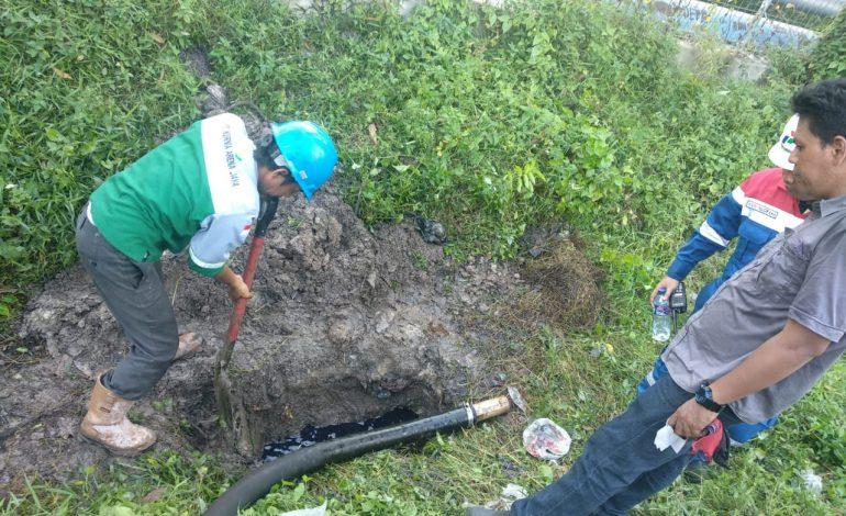 Solar Bocor ke Parit, GM Pertamina RU Dumai Bungkam