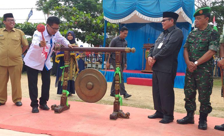 Dumai Tuan Rumah Hari Bakti program KKBPK Bersama TNI-Polri