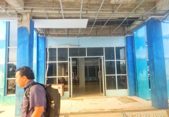 Mengejutkan,BUMD PT Pelabuhan Dumai Berseri Akui Terminal Sri Bandar Junjungan Belum Layak