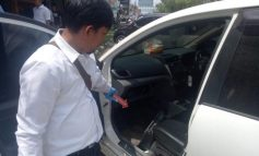 Merusak Pintu Mobil, Pelaku Gasak Uang Nasabah Bank CINB