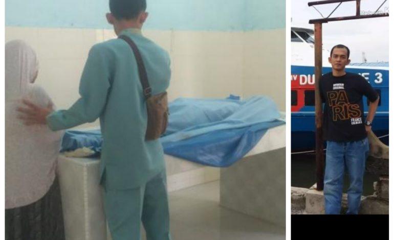 Karyawan PT Ivo Mas Mati Ditimpa Besi
