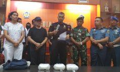 Terdengar Suara Tambakan 3 Kg Sabu Ditangkap Petugas