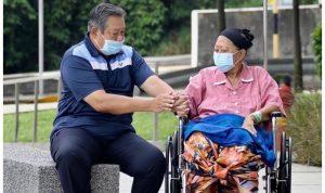 Saat bertemu di Magelang tahun 1973 SBY dan Ani melanjutkan hubungan mereka ke pelaminan pada 1976. SBY seorang prajurit berprestasi asal Pacitan, menikahi putri Gubernur AKABRI.