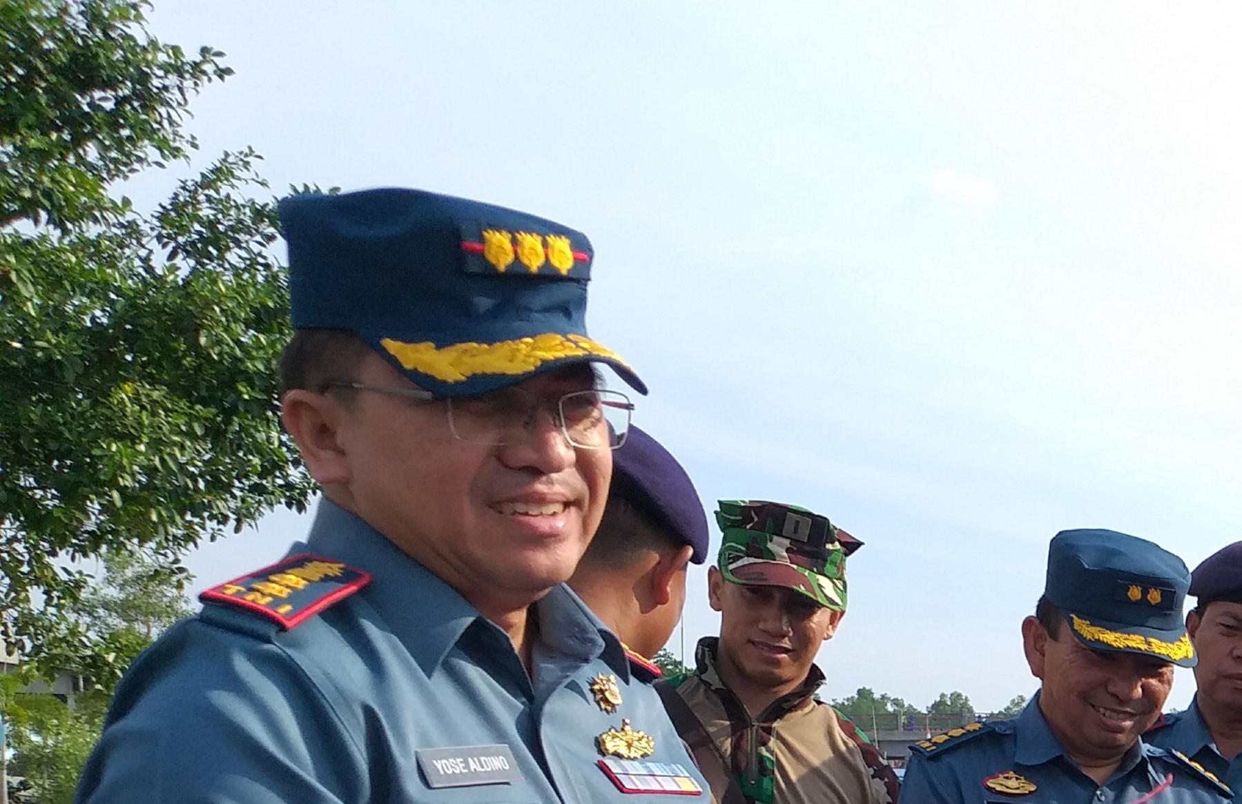 Kolonel Laut (e) Yose Aldino dikabarkan meninggal dunia, Kamis (25/10/2018) pukul 11.50 WIB
